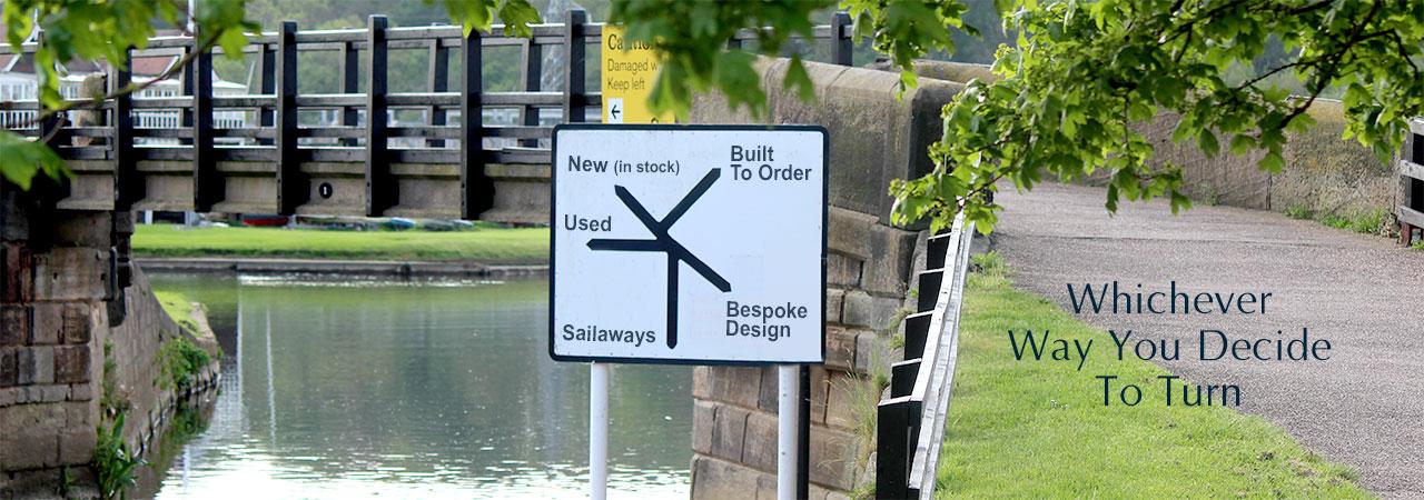 River Signpost 3