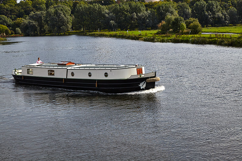 Brigantine Barge Boat Builders - VAT Free - 60ft x 12ft