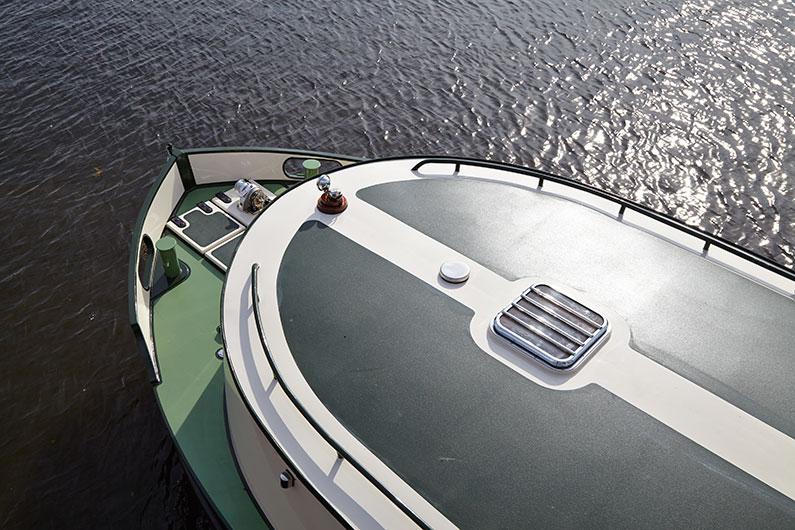 Brigantine Barge - Boat Builder