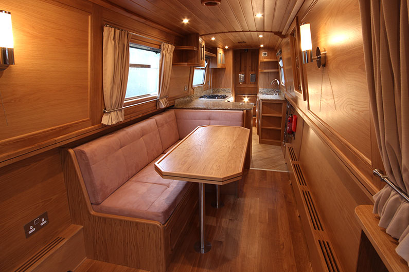 Aqualine Narrowboat Builders Luxury Narrow Boats Built To Order