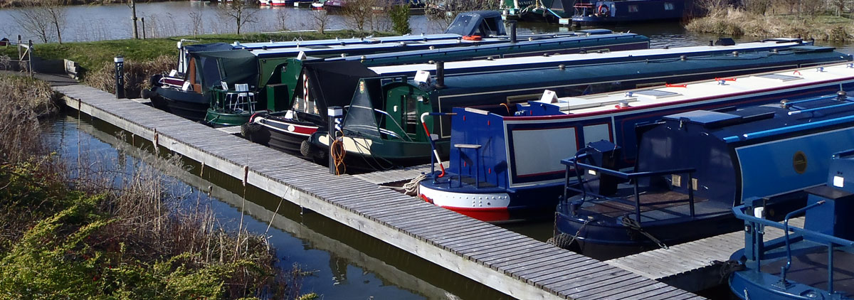 New & Used Boat Co. Derbyshire Selling Used Narrowboats & Widebeams