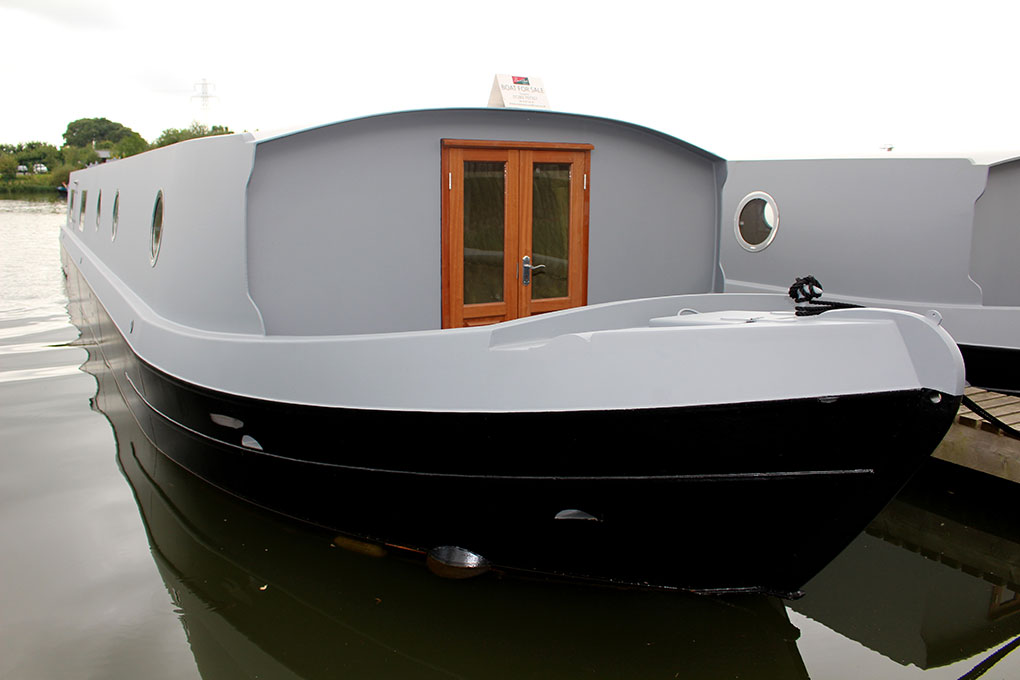 External Sailaway Widebeam Boat Builder 7