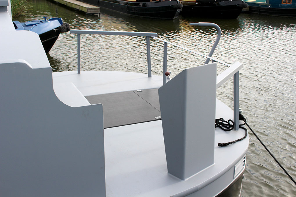 External Sailaway Widebeam Boat Builder 2