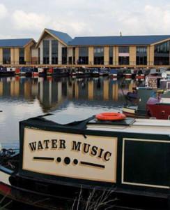 New & Used Boat Co Mercia Marina Office