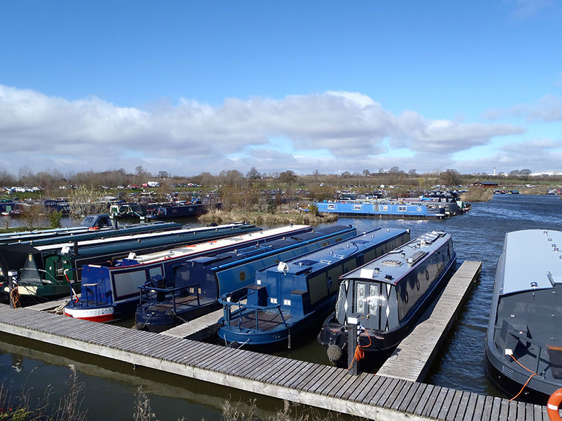 New & Used Narrowboats & Widebeams For Sale Derbyshire Office