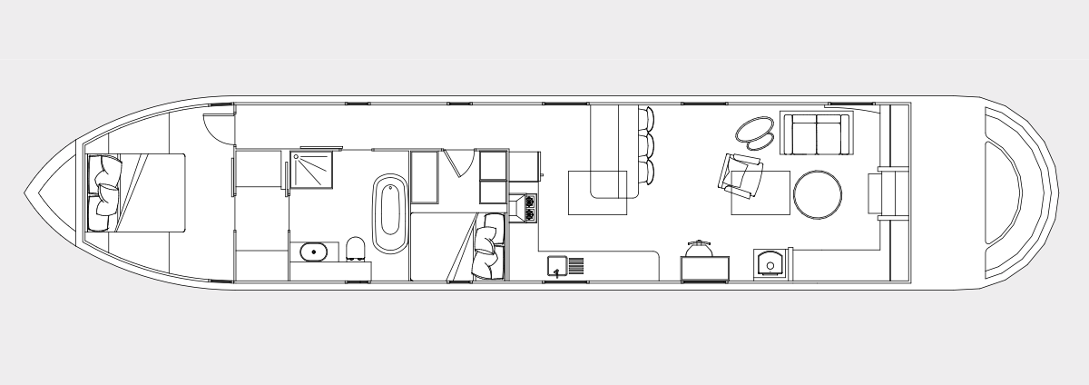 hoxton layout